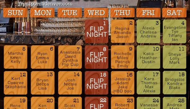 January 2014 Calendar Published