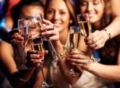 As it turns out…social drinking may be good for your health!