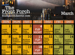 Our March Name Night Calendar Is Here!!!