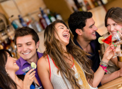5 Easy Steps For Drinking Free At The Front Porch Bar